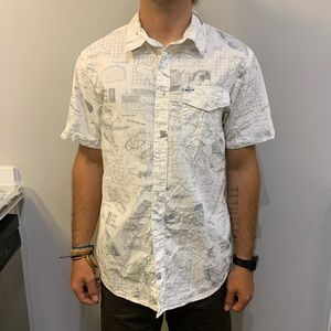 Vans Blueprint Button Down